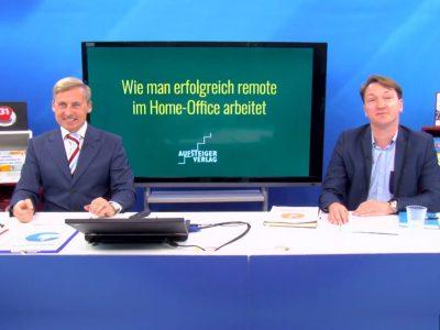 »Wie man erfolgreich remote im Home-Office arbeitet«