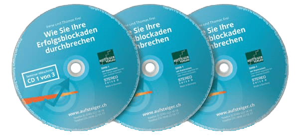 Audio Programm CDs