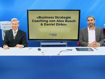 »Business Strategie Coaching von Alex Rusch & Daniel Dirks«